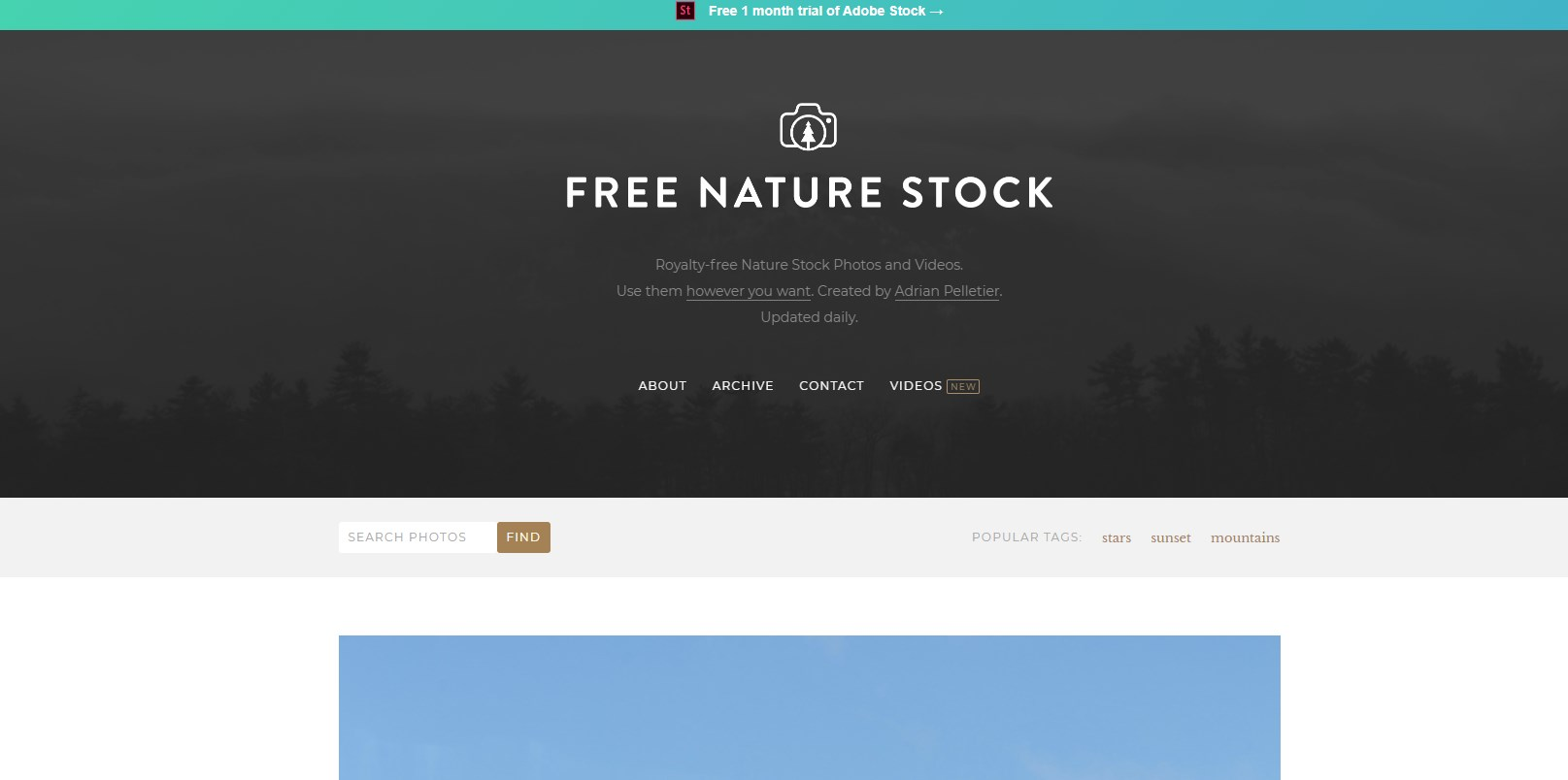 Free Nature Stock – everything about nature